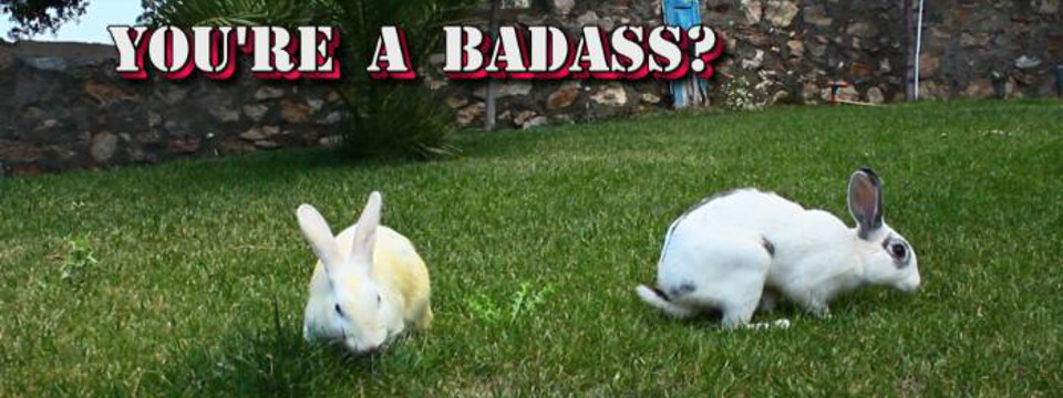 Your Badass Easter
