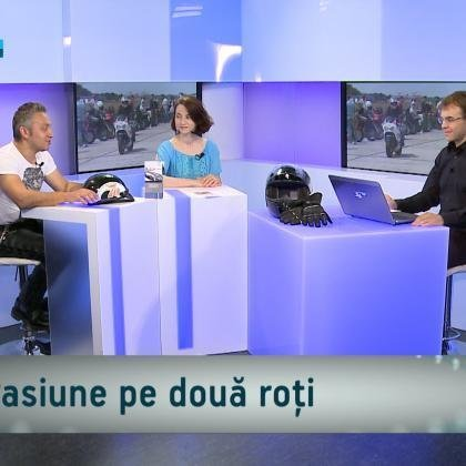 Iasi Voices  (July 29, 2014) – The first part: Passion on two wheels