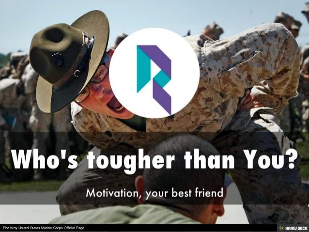 Who's tougher than You?