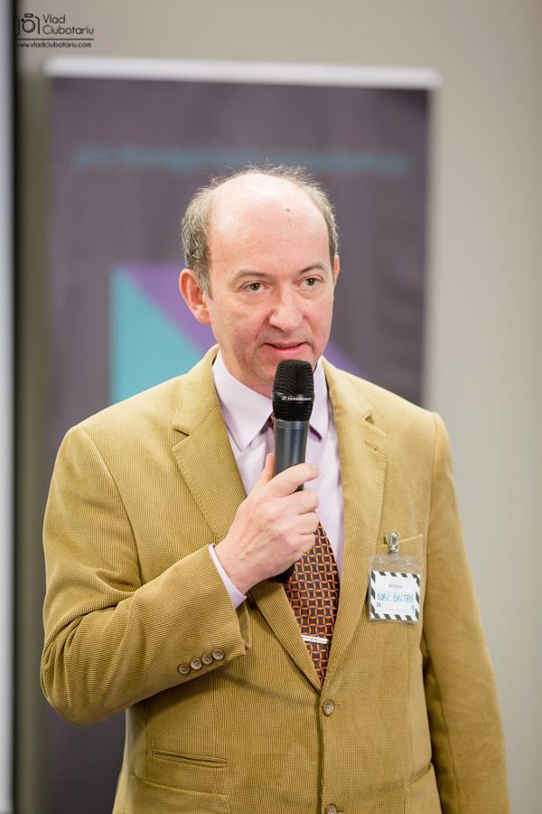 """Prezentare Doru Baltag Speaker """"Reteaua- Pasul 2: Trecerea PRagului"""" Iasi, 26 Martie 2015"""
