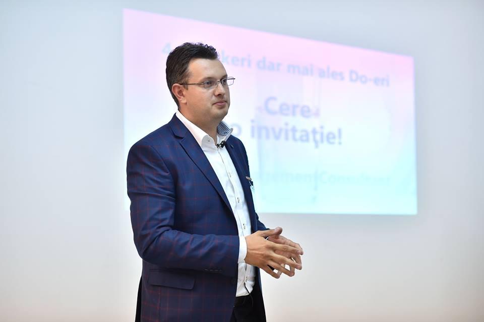 """Prezentare  Marius Bodoga Speaker """"Reteaua Pasul 4: Asumarea PRetului"""", Iasi, 24 Septembrie 2015"""