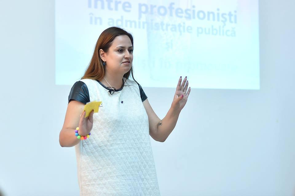 """Prezentare Ines Prodan Speaker """"Reteaua Pasul 4: Asumarea PRetului"""", Iasi, 24 Septembrie 2015"""